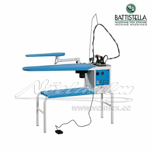 Triikimissüsteem triikimislaud triikraud Battistella vulcano BLW triikimine