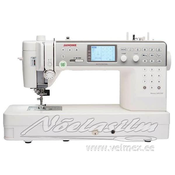 Õmblusmasin Janome MC6700P