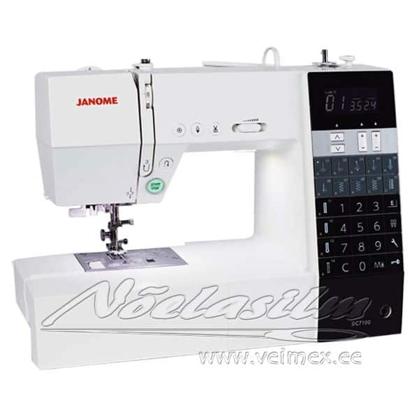 Õmblusmasin Janome 7100 DC