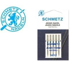 Õmblusmasina-Nõelad-Schmetz-130-705-H-J-Jeans-5x80