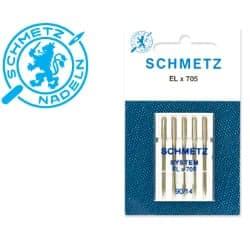Overlok õmblusmasina Nõelad-Schmetz-ELx705-5x90