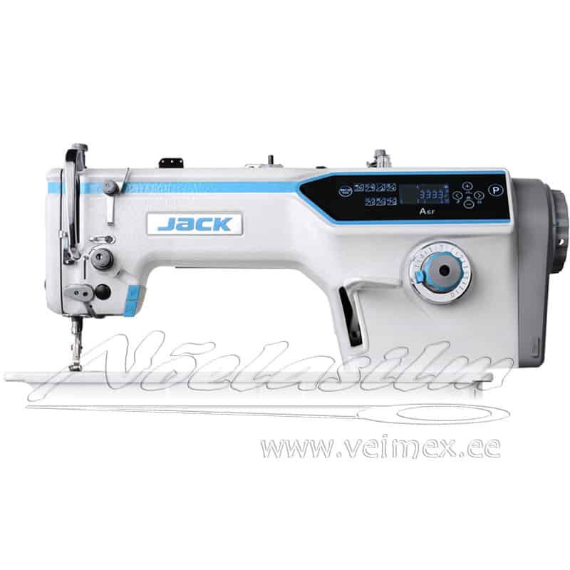 JACK A6F tööstuslik nõelaveoga õmblusmasin