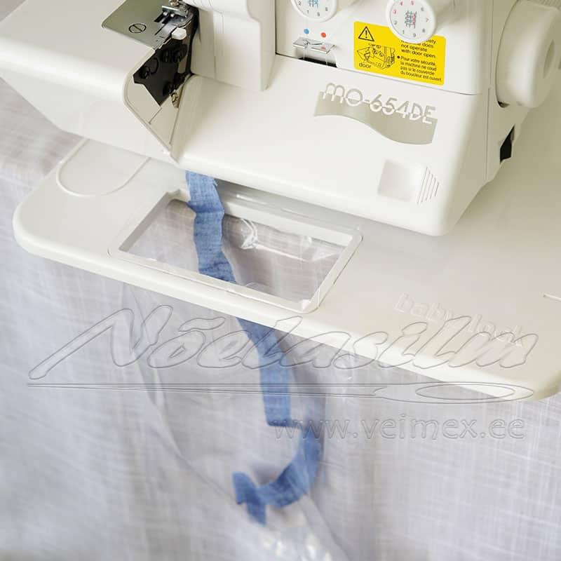 Babylock lõikejäätmete koguja (sobib erinevatele kodukasutuses olevatele overlokmasinatele)