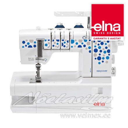 Elna Easycover kattemasin - coverstitch machine