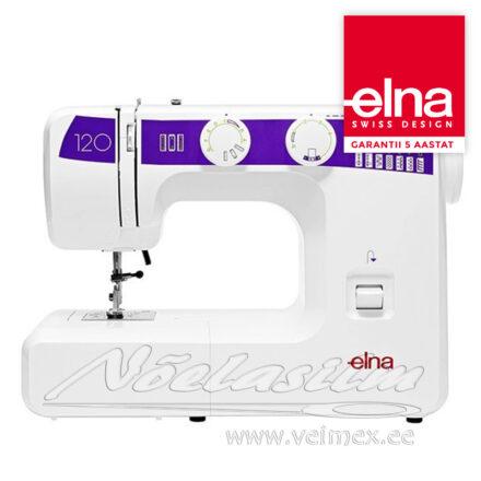 Kvaliteetne õmblusmasin Elna Explore 120