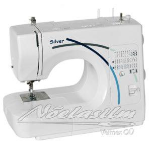 Lihtsamat tüüpi, kvaliteetne mehaaniline õmblusmasin Silver 1031